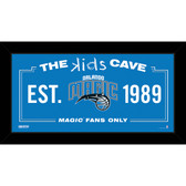 Orlando Magic 10x20 Kids Cave Sign