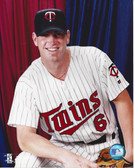 Adam Johnson Minnesota Twins 8x10 Photo