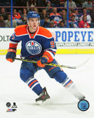 Edmonton Oilers Connor McDavid 20x24 Stretched Canvas