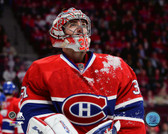 Montreal Canadiens Carey Price 16x20 Stretched Canvas