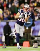 New England Patriots Danny Amendola 40x50 Stretched Canvas