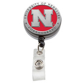 Nebraska Cornhuskers #2 Badge Reel