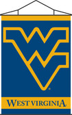 "West Virginia Mountaineers 28x40"" Wall Banner"