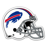 "Buffalo Bills 12"" Helmet Car Magnet"