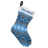 North Carolina Tar Heels Knit Holiday Stocking - 2015