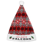 Atlanta Falcons 2015 Knit Santa Hat