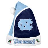 North Carolina Tar Heels Basic Santa Hat - 2015