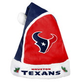 Houston Texans 2015 Basic Santa Hat