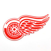 "Detroit Red Wings 12""  Lasercut Steel Logo Sign"