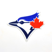 "Toronto Blue Jays 12"" Lasercut Steel Logo Sign"