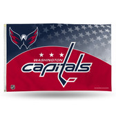 Washington Capitals  Banner Flag