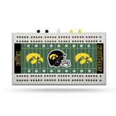 Iowa Hawkeyes  Field Cribbage Board