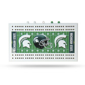 Michigan State Spartans  Field Cribbage Board