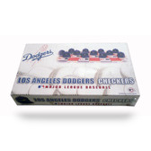 Los Angeles Dodgers  Checker Set