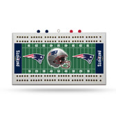 New England Patriots Field Cribbage Board