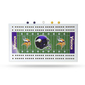 Minnesota Vikings  Field Cribbage Board