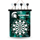 Michigan State Spartans  Magnetic Dart Board