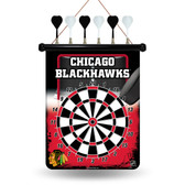 Chicago Blackhawks  Magnetic Dart Board