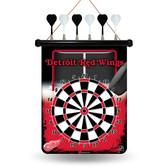 Detroit Red Wings  Magnetic Dart Board