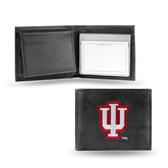 Indiana Hoosiers  Embroidered Billfold