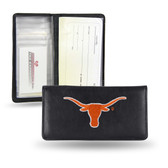 Texas Longhorns  Embroidered Checkbook
