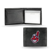 Cleveland Indians  Embroidered Billfold