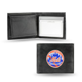 New York Mets  Embroidered Billfold