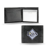 Tampa Bay Rays  Embroidered Billfold