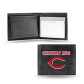 Cincinnati Reds  Embroidered Billfold