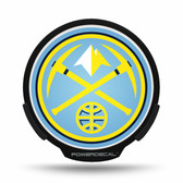 Denver Nuggets Power Decal