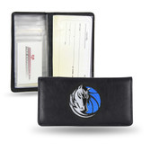 Dallas Mavericks  Embroidered Checkbook