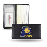 Indiana Pacers  Embroidered Checkbook