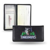 Minnesota Timberwolves  Checkbook Cover
