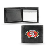 San Francisco 49ers  Embroidered Billfold