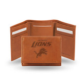 Detroit Lions  Embossed Trifold