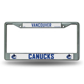Vancouver Canucks Chrome Frame