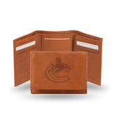 Vancouver Canucks Embossed Trifold