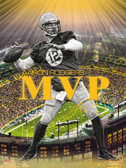 MVP Aaron Rodgers Poster