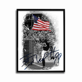 American Hero JJ Watt Poster
