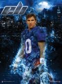 Big Apple Eli Manning Poster