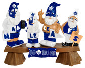 Toronto Maple Leafs Gnome - Fans on Bench