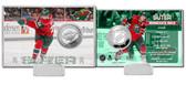 Minnesota Wild Ryan Suter Silver Coin Card