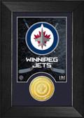 Winnipeg Jets Bronze Coin Mini Mint