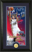 "New Orleans Pelicans Anthony Davis ""Supreme"" Bronze Coin Panoramic Photo Mint"