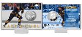 Buffalo Sabres Jack Eichel Silver Coin Card