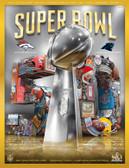 2016 Official Super Bowl 50 Program