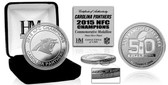 Carolina Panthers 2015 NFC Champions Silver Mint Coin