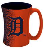 Detroit Tigers 14 oz Mocha Coffee Mug