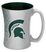 Michigan State Spartans 14 oz Mocha Coffee Mug