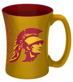 USC Trojans 14 oz Mocha Coffee Mug
